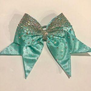 BOL fabric cheer bow